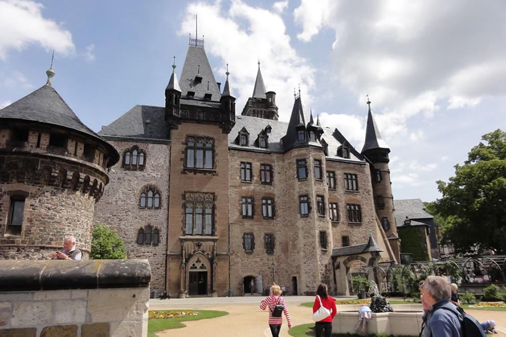 Das Wernigeröder Schloss